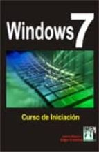 windows 7. curso de iniciacion jaime blanco 9788415033059