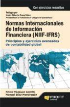 normas internacionales de información financiera (niif ifrs) (ebook) manuel diaz ester oliveras 9788415735359