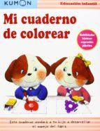 metodo kumon: mi cuaderno de colorear 9788416122059