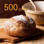 500 panes carol beckerman 9788416138159