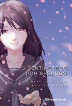 5 centimetros por segundo-makoto shinkai-yukiko seike-9788416476459