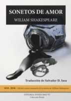 sonetos de amor william shakespeare 9788416480159