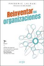 reinventar las organizaciones-frederic laloux-9788416601059
