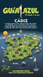 cádiz 2017 (guia azul) 6ª ed. 9788416766659