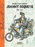 johnny roqueta nº 3  (1986-1987)-rafael vaquer-t. p. bigart-9788416961559