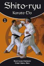 shito-ryu: karate-do-santiago cerezo-9788420305059