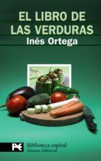 el libro de las verduras-ines ortega-9788420660059