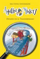 agatha mistery 13: desafío en el transiberiano-sir steve stevenson-9788424651459