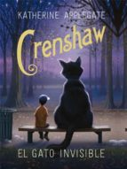 crenshaw. el gato invisible-katherine applegate-9788424658359