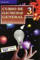 curso de electricidad general 3-pablo alcalde san miguel-9788428325059
