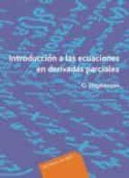 introduccion a las ecuaciones en derivadas parciales-g. stephenson-9788429151459