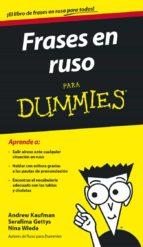 frases en ruso para dummies-9788432901959