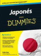 japones para dummies eriko sato 9788432902659