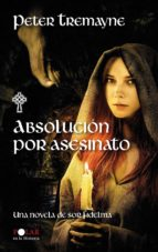 absolucion por asesinato-peter tremayne-9788435035859