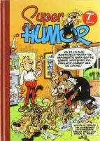 super humor mortadelo nº 13: varias historias-f. ibañez-9788440649959