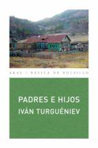 padres e hijos-ivan turgueniev-9788446024859
