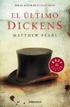 el último dickens matthew pearl 9788466334259