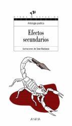efectos secundarios: antologia poetica 9788466740159