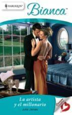 la artista y el millonario (ebook)-julia james-9788467197259