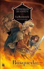 memorias de idhun: la resistencia. busqueda [1ª parte].(comic) laura gallego garcia 9788467535259