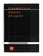 gramatica didactica del español 9788467541359