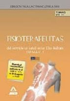 fisioterapeutas del ib-salut. temario. volumen iii-9788467603859