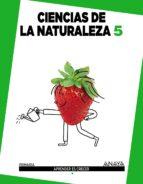ciencias de la naturaleza 5. 5º tercer ciclo-9788467862959