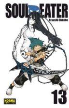 soul eater (vol. 13)-atsushi ohkubo-9788467909159