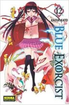 blue exorcist 12 kazue kato 9788467916959