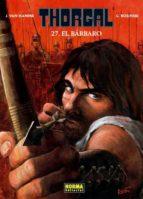 El libro de Thorgal 27: el barbaro autor VAN HAMME DOC!