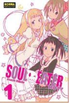 soul eater not! 01 atsushi ohkubo 9788467918359