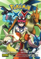 pokemon x·y 6-hidenori kusaka-satoshi yamamoto-9788467928259