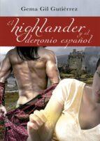 el highlander y el demonio español (ebook)-gema gil gutierrez-9788468692159