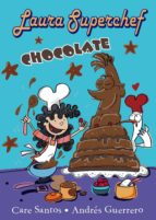 laura superchef: chocolate (ebook)-care santos-9788469605059