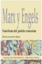manifiesto del partido comunista 9788470308659