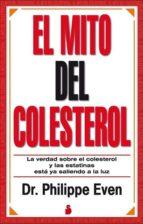el mito del colesterol-philippe even-9788478089659