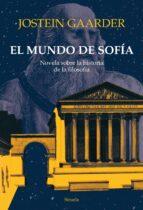 el mundo de sofia (rustica)-jostein gaarder-9788478448159