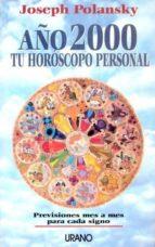 año 2000, tu horoscopo personal-joseph polansky-9788479533359