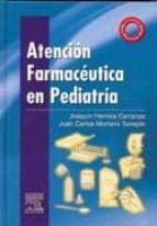 atencion farmaceutica en pediatria-joaquin herrera carranza-j.c. montero torrejon-9788480862059