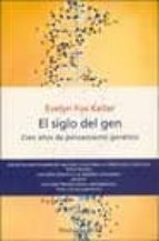 el siglo del gen: cien años de pensamiento genetico evelyn  fox keller 9788483075159
