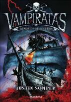 vampiratas (demonios del oceano)-justin somper-9788484413059