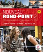 nouveau rond - point b1 eleve + cd-9788484436959