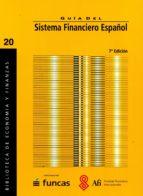 sistema financiero español 9788489378759
