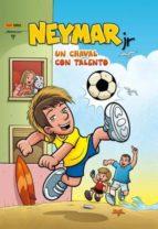 neymar jr: un chaval con talento mauricio de sousa 9788490245859