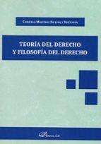 teoria del derecho y filosofia del derecho-consuelo martinez-sicluna-9788491483359