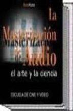 la masterizacion de audio: el arte y la ciencia-bob katz-9788493344559