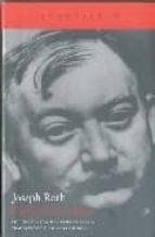 cartas joseph roth (1911 1939) joseph roth 9788496834859
