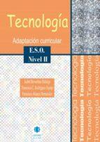tecnologia e.s.o. nivel ii adaptacion curricular-9788497004459