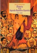 historia de la segunda republica española (1931-1936)-julio gil pecharoman-9788497420259