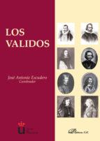 los validos-jose antonio escudero-9788497723459